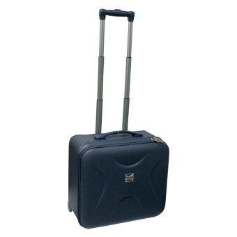 กระเป๋าเดินทาง Giovani - รุ่น KP18B2 สีน้ำเงิน 18 นิ้ว