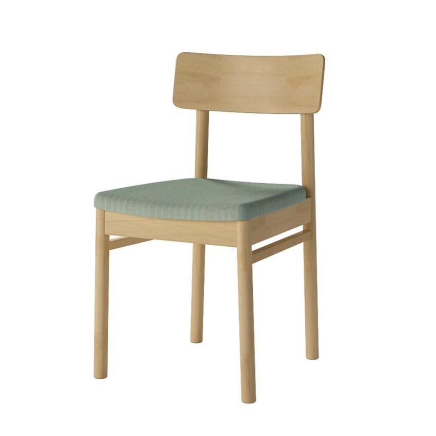 สินค้าแนะนำMA MAISON Dining Chair เก้าอี้สไตล์ญี่ปุ่น ขนาด 42x44x74 ซม.(ธรรมชาติ) ไม่แพง
