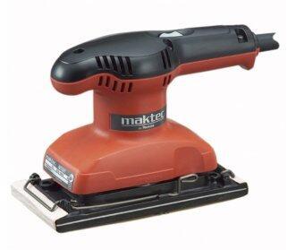 MAKTEC เครื่องขัดกระดาษทรายแบบสั่น รุ่น MT921 - สีแดง