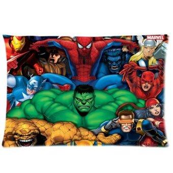 Marvel Comics Avengers Hulk Cotton And Polyester Pillow Case 20x30 Inch (one side)