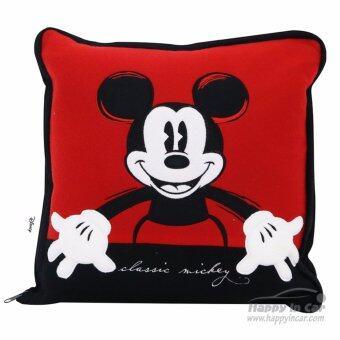 Mickey Mouse หมอนผ้าห่ม Classic Mickey