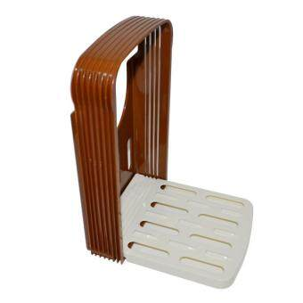 Plastic Bread Slicer Toast Bread Cutter Cake Loaf Toast Slicer Cutting Slicing Guide