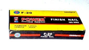 Power Power ลูกแม็กปืนลม F-20