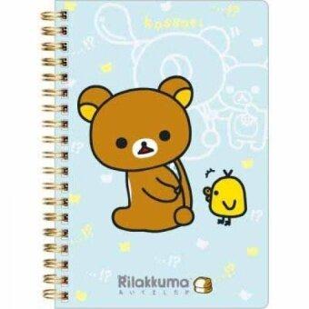 Rilakkuma Korilakkuma San-X Note book ( B6 Size ) NY94201 - intl