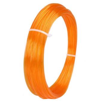 S & F 10M ABS 3D Printer Filament 1.75MM For 3D Printer Pen Doodle - Orange