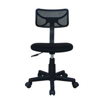 SMITH เก้าอี้สำนักงาน รุ่น SK225-BK (สีดำ)