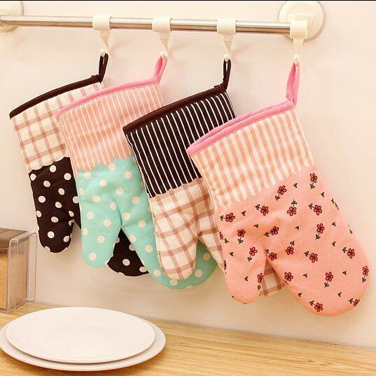 Special High-temperature Microwave Oven Mitts Glove (BEI) - intl