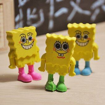SpongeBob SquarePants eraser (Blue)