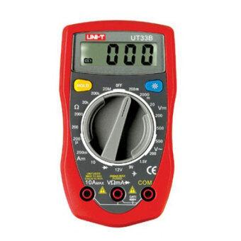 UNI-T Multimeter ดิจิตอลมัลติมิเตอร์ UNI-T 33B