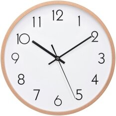 GREAT LOOKING CLOCK FOR ANY ROOM LARGE WOODEN WALL CLOCK