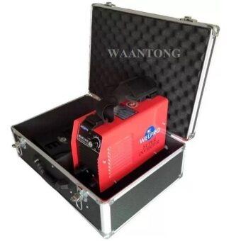 WELPRO เครื่องเชื่อมอินเวอร์เตอร์ รุ่น WELARC 140 IGBT (สีส้ม)