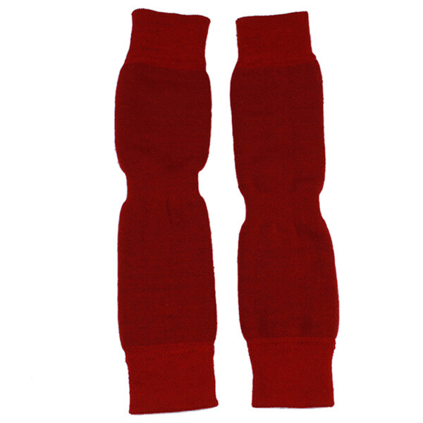 Yingwei Women Warm Kneepad Winter Kneepad Red .