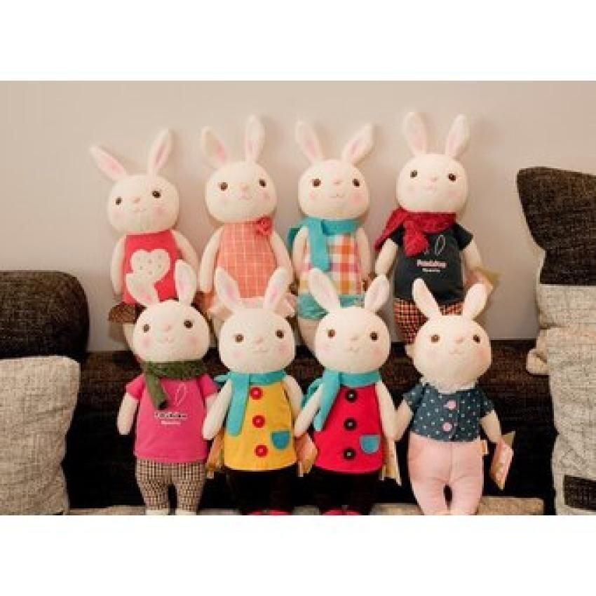 1Pcs 35Cm 2017 New Original Dolls Cute Rabbit Bunny Toys Forchildren Stuffed And Plush T ...