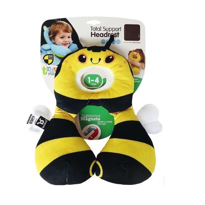 2Kids หมอนรองคอและศีรษะ ขนาด 1-4 ปี - ผึ้ง