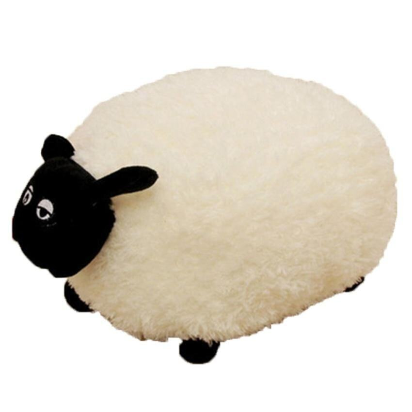 50Cm Baby Shirley Stuffed Soft Plush Toy For Shaun The Sheepcharacter White - intl