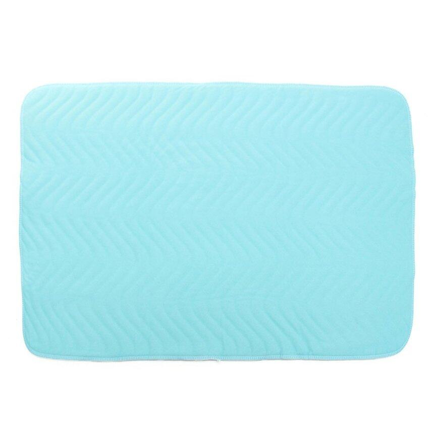 Baby Infant Urine Bed Super Reusable Absorbent Washable Incontinent Underpad Pad 47 x 72cm - intl