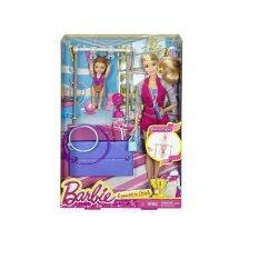Barbie® Gymnastic Coach Dolls & Playset-บาร์บี้ ยิมนาสติก
