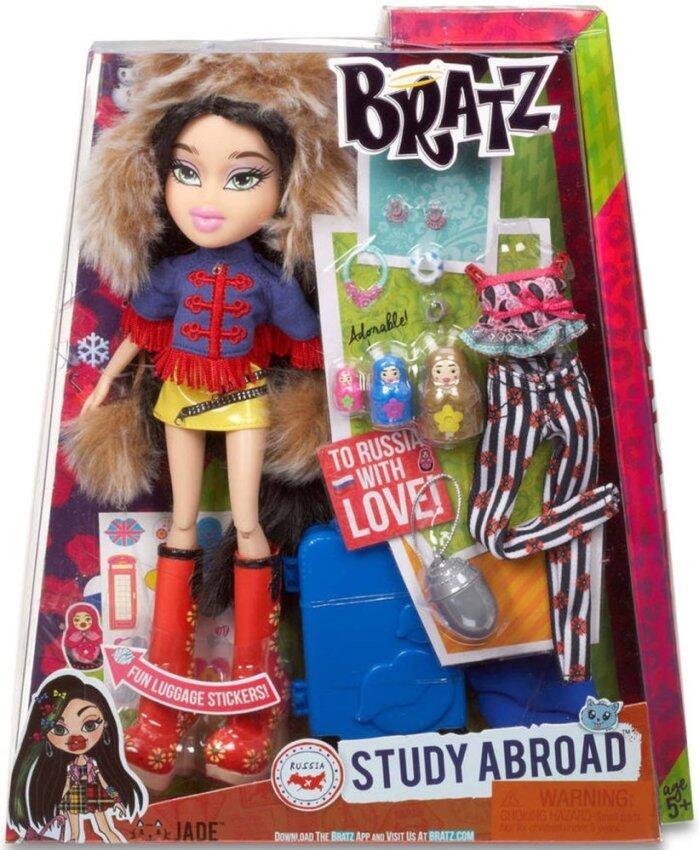 BRATZ ตุ๊กตา Study Abroad Doll - Jade to Russia ...