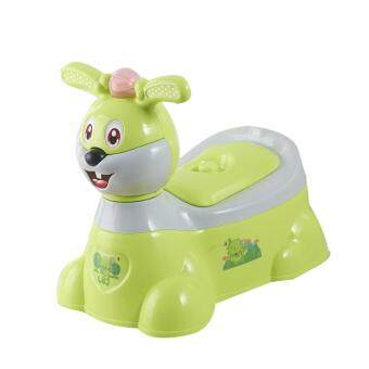 Cartoon Rabbit Baby Music Potty - intl