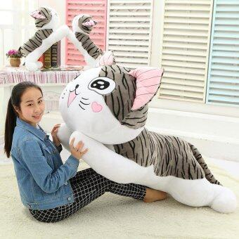 Cat cat cat plush toy doll size pillow doll doll birthday girl - intl
