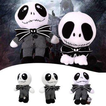 Cute The Nightmare Before Christmas Eve Jack Skellington Plush Doll Toy - intl