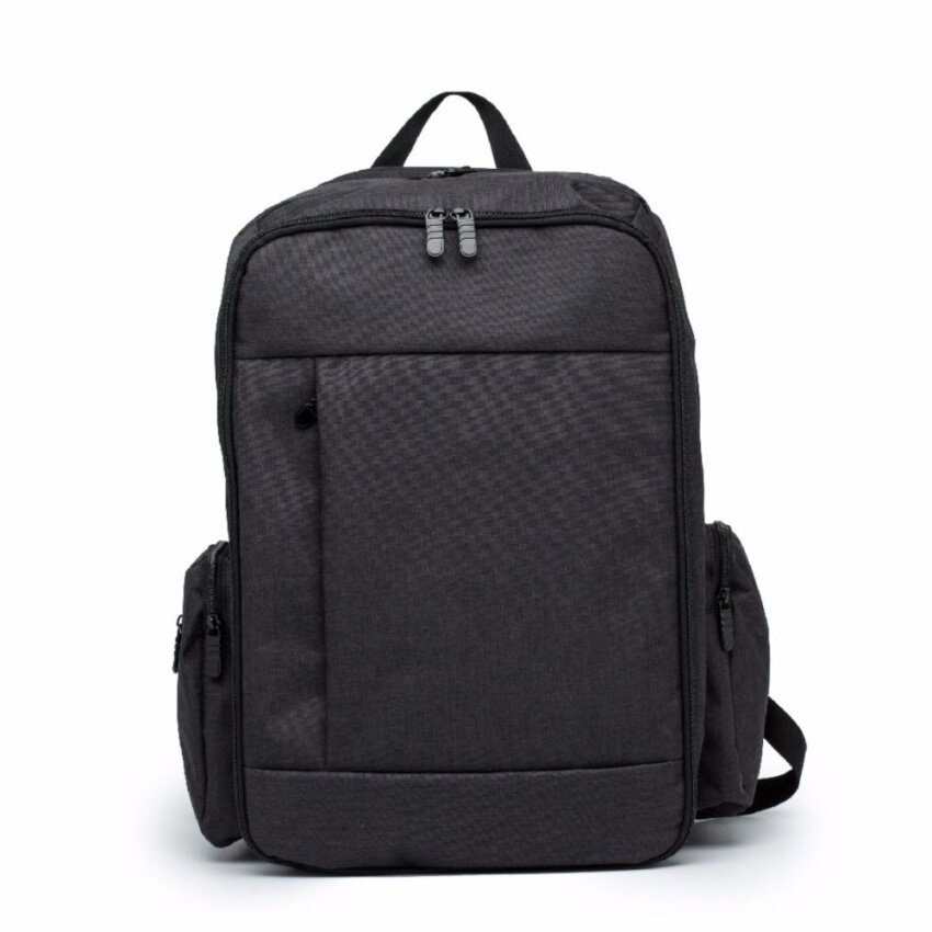 Dad Bag Super Large Capacity Diaper Backpack (48 x 32 x 18cm) - intl
