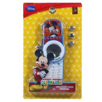 Disney ของเล่น โทรศัพท์ โทรศัพท์มือถือมิกกี้เม้าส์ Mickey Mouse Mobile Phone MK9485-1