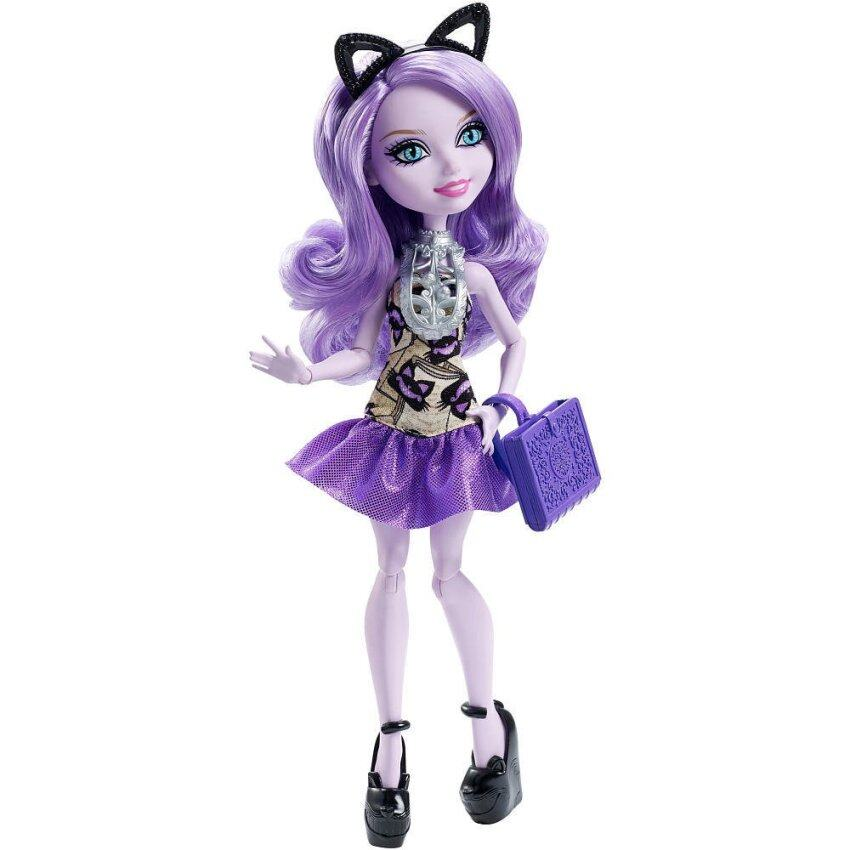 Ever After High Book Party - Kitty Doll สีม่วง ...