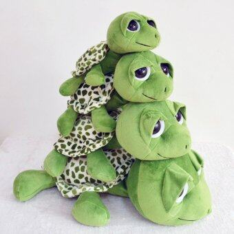 Fancytoy Lovely Baby Toy Turtle with Big Eyes Plush Toy Doll TurtleCushion Pillow - INTL