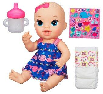 Hasbro Baby Alive Sips n Cuddles Blonde Nautical Outfit