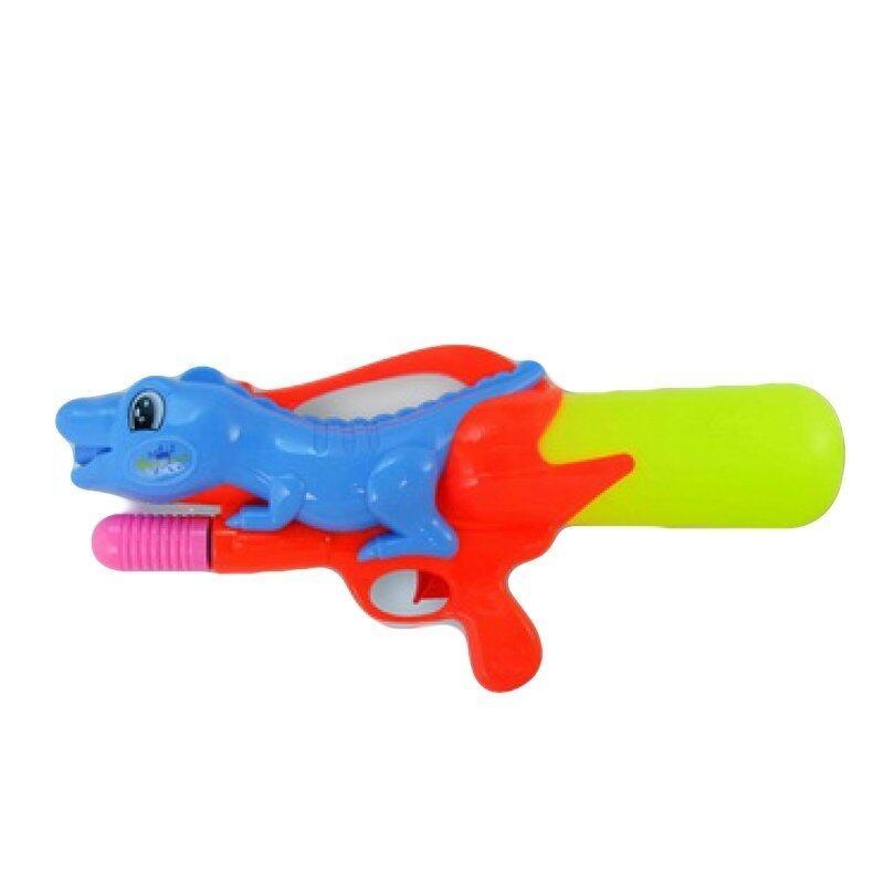 Hellomom ปืนฉีดน้ำไดโนอัดแรงดัน18นิ้วWater gun 18 with presure