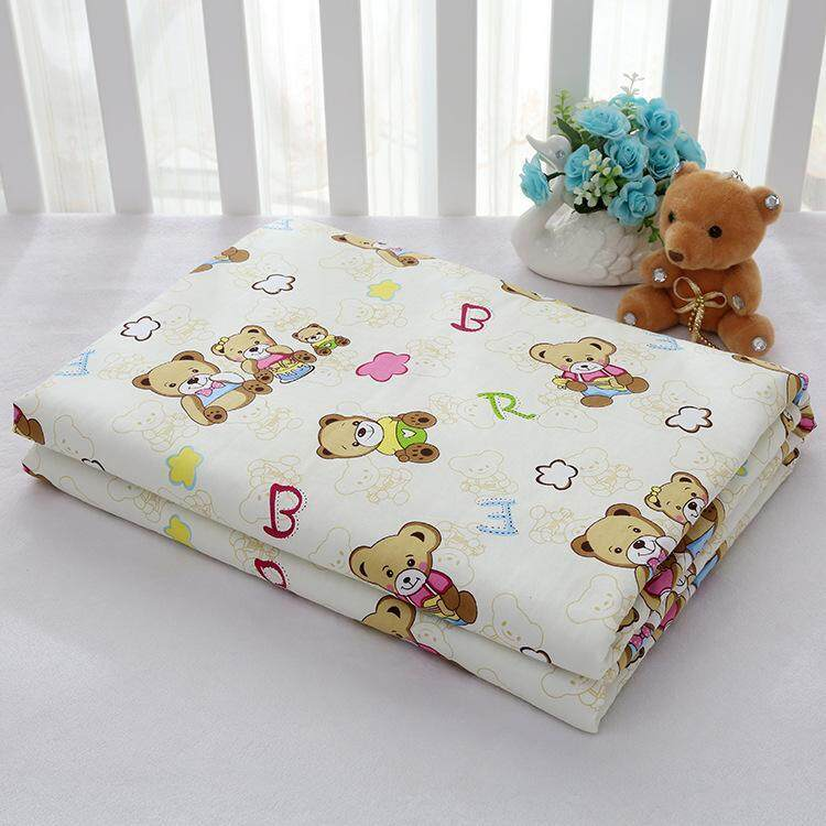 Infants and young children urine pad pad waterproof cotton pad pad can be washed cotton breathable urine pad 50*70 - intl