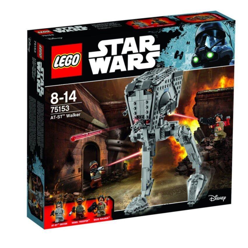 LEGO ตัวต่อเสริมทักษะ เลโก้ สตาร์ วอร์ คอนฟิเดนชั่น เอสดับเบิ้ลยู 10 - 75153