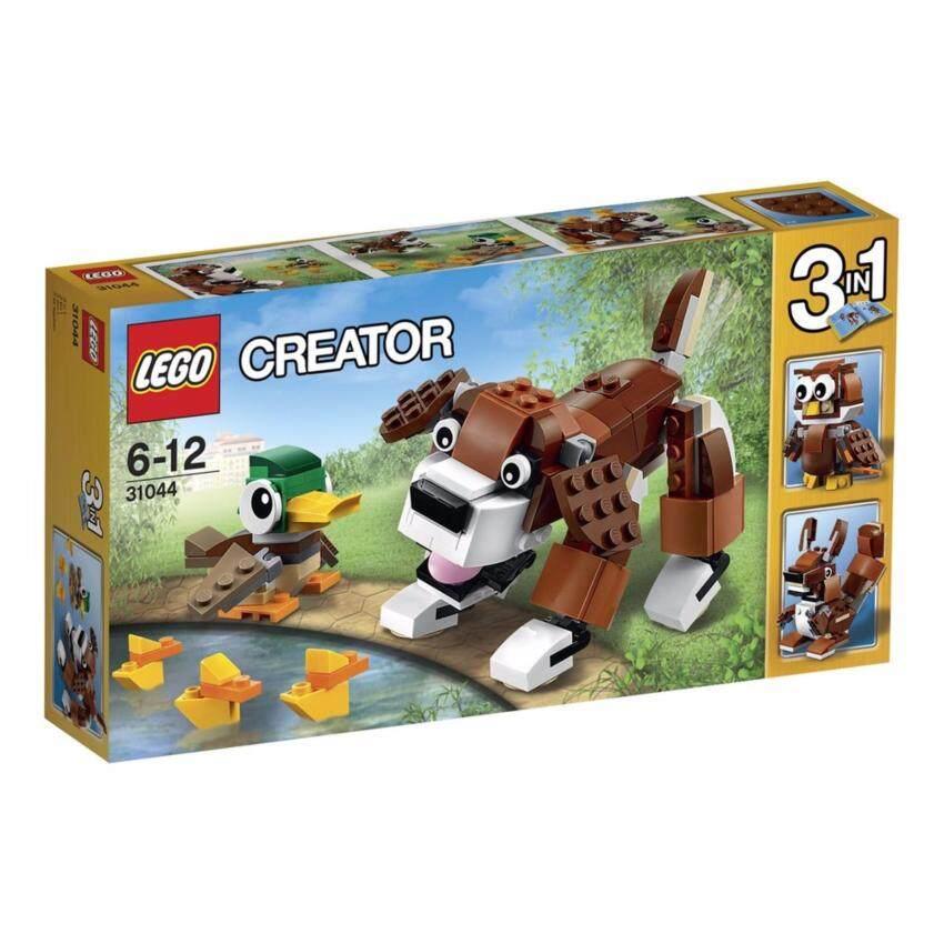 LEGO ตัวต่อเสริมทักษะ เลโก้ ครีเอเตอร์ พาร์ค แอนนิมอล - 31044