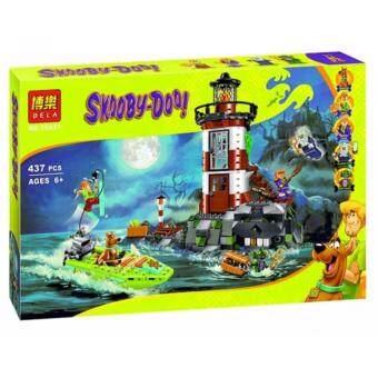 ของเล่น ถูกที่สุด เลโก้ ตัวต่อ สกูบี้ดู ปราสาทใหญ่ ขายดีมาก LEGO Scooby doo