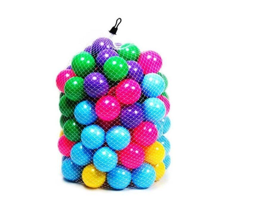One Toys ลูกบอลหลากสี 100 ลูก