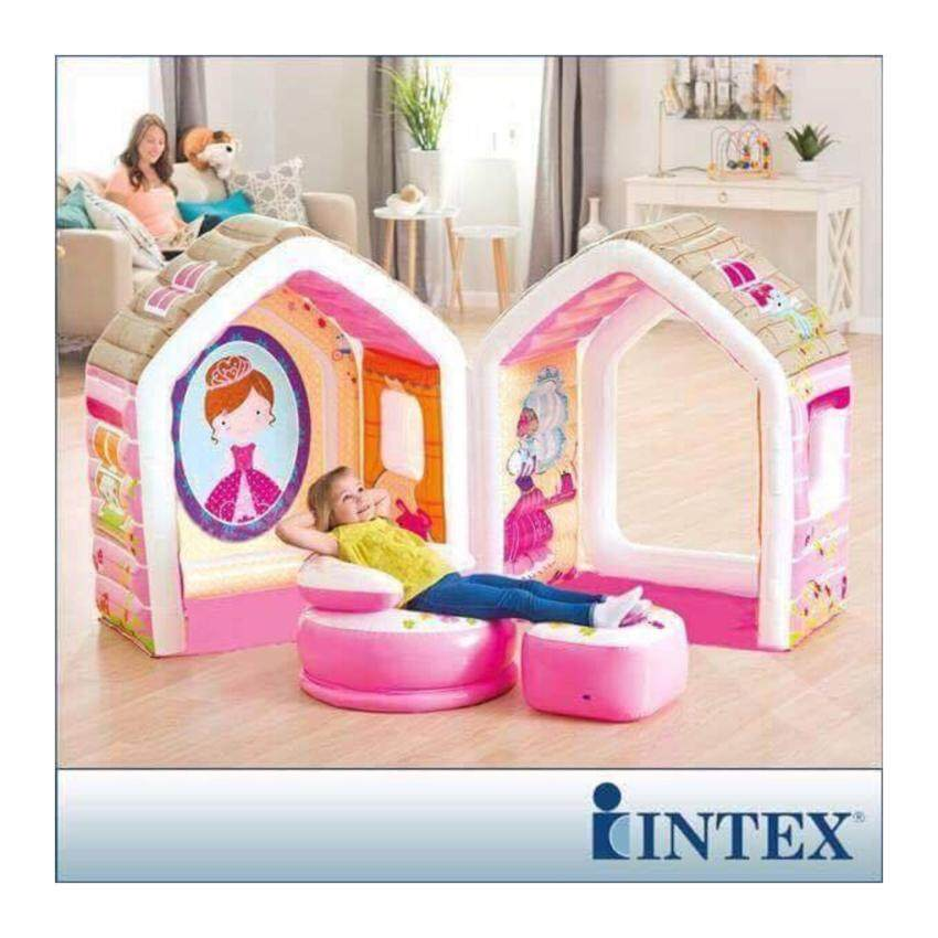 Princess Play House INTEX บ้านเจ้าหญิงเป่าลม