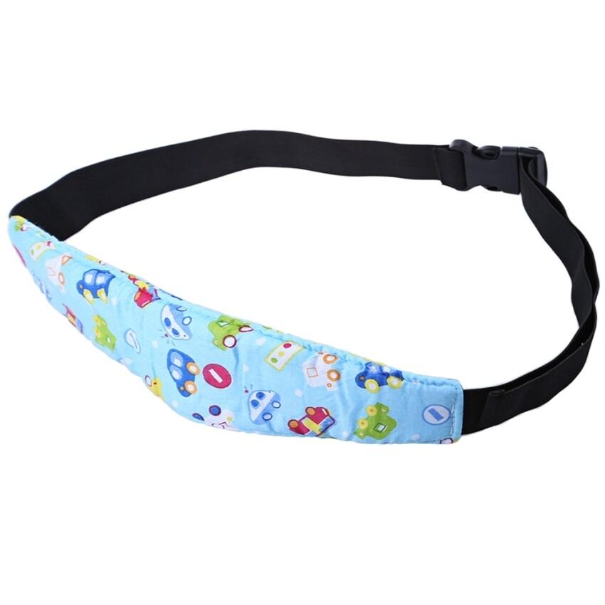 Safety Seat Infants Head Support Adjustable Fastening Belt Sleep Fixing Band - #2 - Intl