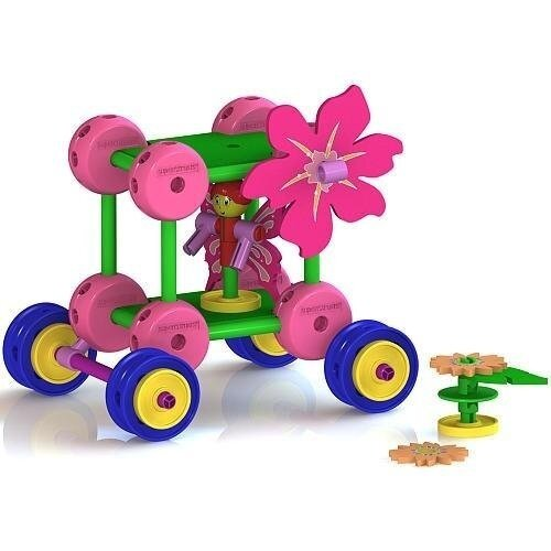 Superstructs Pinklets - The Fairy Garden - intl ...