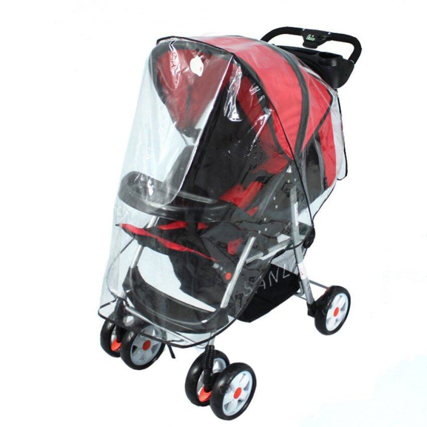 Universal Strollers Waterproof Dust Rain Cover ...