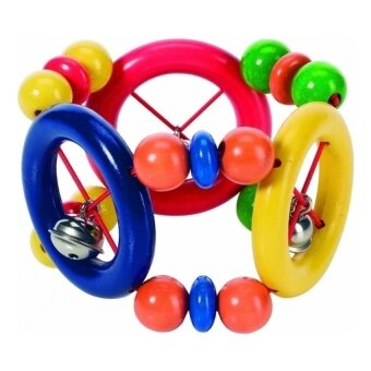 xiyoyo Rattle (Circular With Bells) - intl