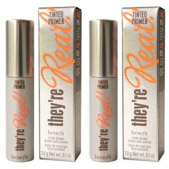 BENEFIT They're Real! Tinted Primer Mascara 3.0 g. (2 ชิ้น)