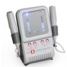 Bipolar Rf Radio Frequency Mesotherapy No-Needle Facial Beauty Machine Electroportion Wrinkle Removal Spa Body Massager - Intl ราคา 4,850 บาท(-21%)