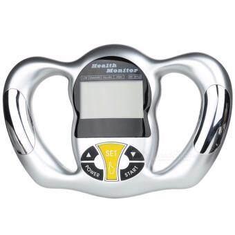 เครื่องวัดมวลไขมัน BMI ดิจิตอลแบบความต้านทานไฟฟ้า