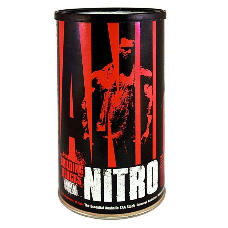 BP MUSCLE - Animal Nitro 44 Packs อาหารเสริมเพิ่มการสร้างกล้ามเนื้อ ...