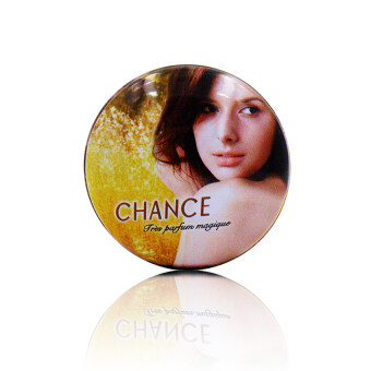 Chamonix น้ำหอมแห้ง น้ำหอมเนื้อบาล์ม กลิ่น Chanel Chance Eau Tendre (Yellow)