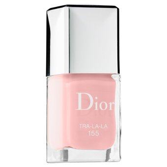 CHRISTIAN DIOR Dior Vernis Gel Shine and Long Wear Nail Lacquer 155 TRA-LA-LA 10ml. (TESTER)