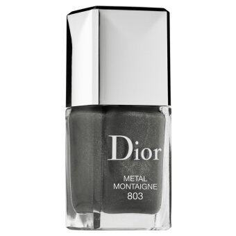 CHRISTIAN DIOR Dior Vernis Gel Shine and Long Wear Nail Lacquer 803 METAL MONTAIGNE 10ml. (TESTER)