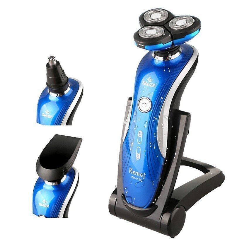 Cool Waterproof Electric Shaver For Men - intl