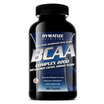 Dymatize BCAA 400caplet